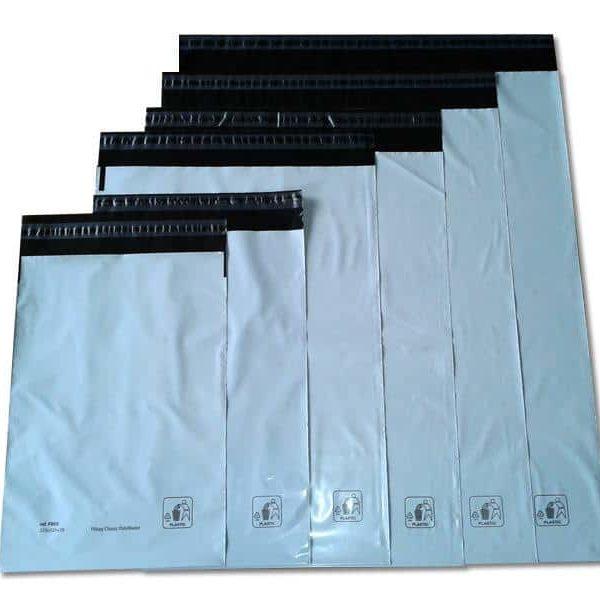 Pack de 100 enveloppes plastiques FB07 - 450 x 550mm39261000