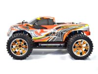 4x4 RC Monstertruck HSP Brontosaurus Pro 2 1:10 2.4 Ghz (Orange) | @1pactweb.fr
