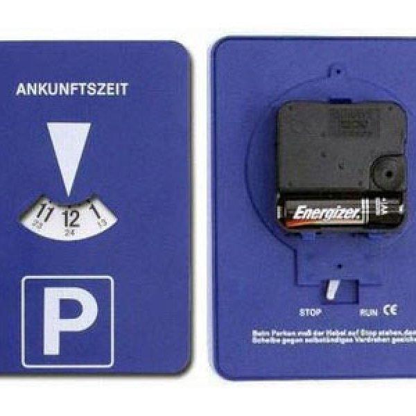 Disque de stationnement à horloge automatique91069000000