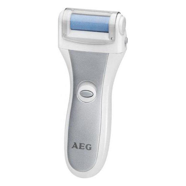 Appareil de pédicure anti-callosités PHE 5642 AEG ? blanc/argenté33043000