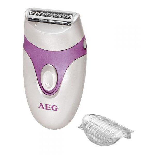 Rasoir électrique pour femme AEG LS 5652 VIOLET85101000