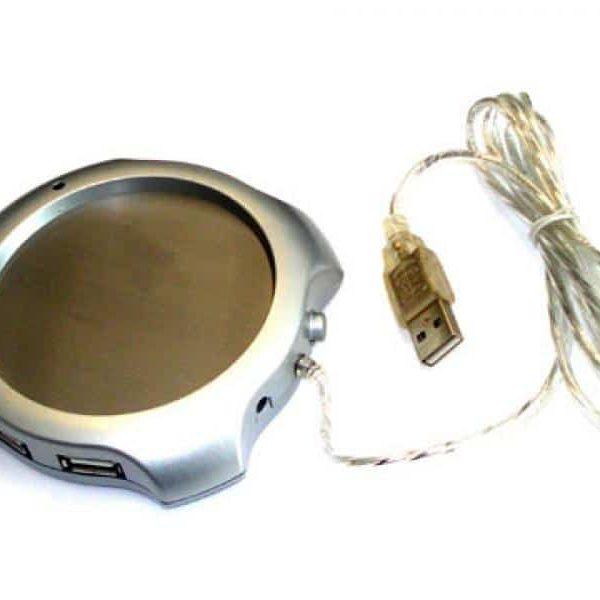 Réchauffeur de tasse + 4 Port USB HUB84716070