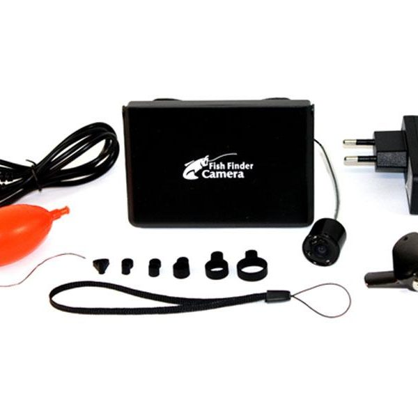 Camera avec LCD et détecteur de poissons (FFV90