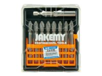 Set d´embouts croix 9en1 Jakemy TOOLS JM-TP021 65mm PH282054000