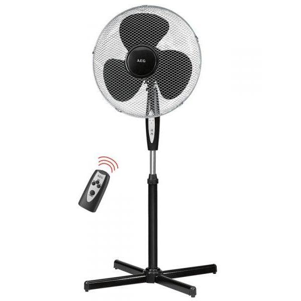 Ventilateur AEG VL 5668 avec télécommande (noir)84145100