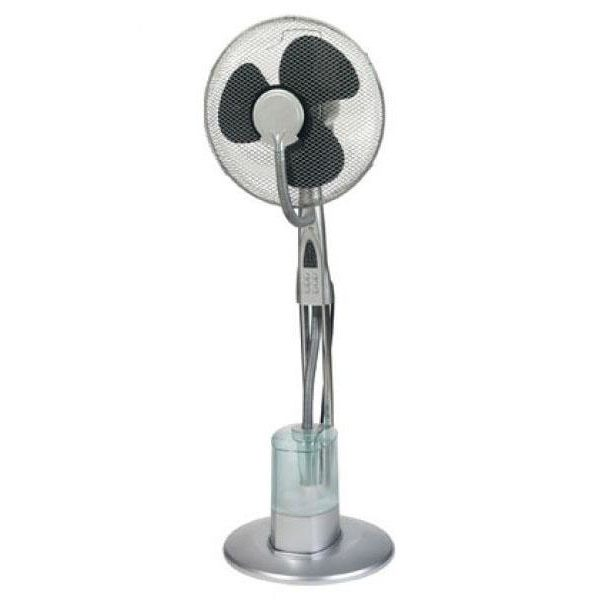 Ventilateur AEG VL 5569 LB avec humidificateur d?air et télécommande (argenté)84145100