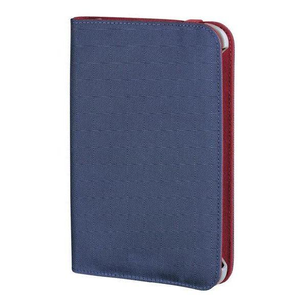 Portfolio Hama Lissabon-X pour Samsung Galaxy Tab 3 7.0 (bleu/rouge)39261000