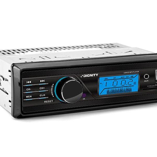 Autoradio Vordon HT-165s avec sorties AUX / USB / SD85272159