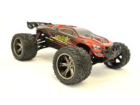 Monster Truck Truggy RC V2 Super Excited Racer 1:12 2.4Ghz (Rouge) | @1pactweb.fr