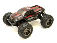 Monster Truck RC Challenger Turbo 1:12 - 2.4Ghz - 40+ km/h (Rouge) | @1pactweb.fr