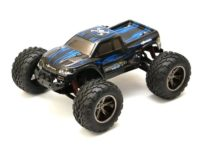 Monster Truck RC Challenger Turbo 1:12 - 2.4Ghz - 40+ km/h (Bleu)95030075