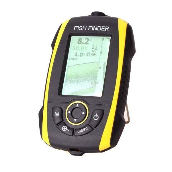 Détecteur de poisson portable Phiradar (FF278A Noir/Jaune)90148000