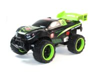 4x4 RC Monster Truck Off-Road Cross Country 4 canaux (Noir-vert )-1325-1A95030075
