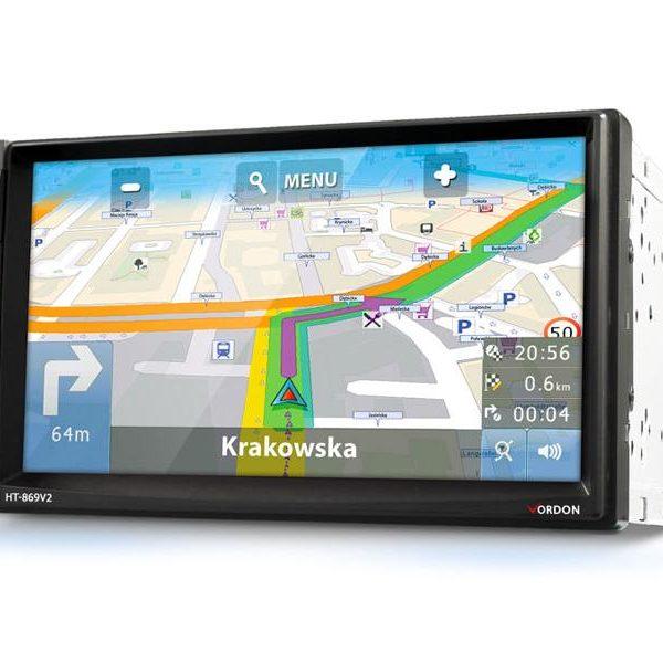 Système Autoradio / Navigation Vordon 7 HT-869V2 avec Bluetooth / USB / microSD85272159