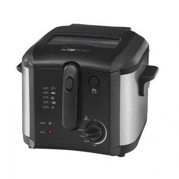 Friteuse Clatronic 1600 watts FR 3649 - Noir85167920
