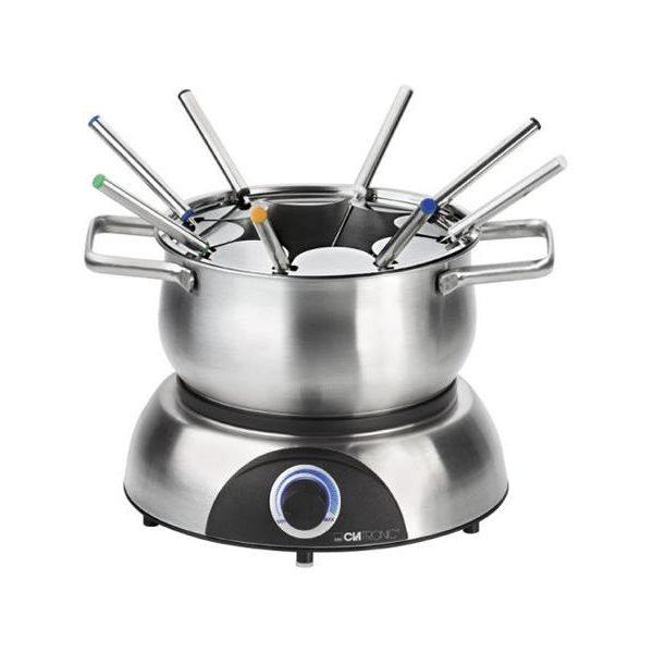Set à fondue Clatronic FD 3516 en acier inoxydable85167920