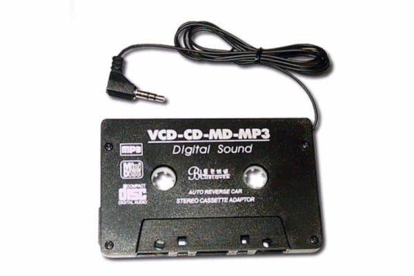 Adaptateur voiture Cassette pour lecteur MP3/CD84716070