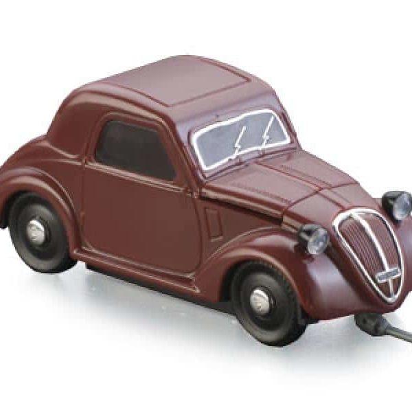 Souris filaire Fiat 500A Topolino - Marron84716070