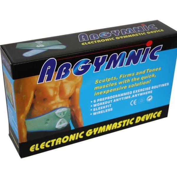 Ceinture amincissante AbGymnic XXL avec gel 100ml90191010