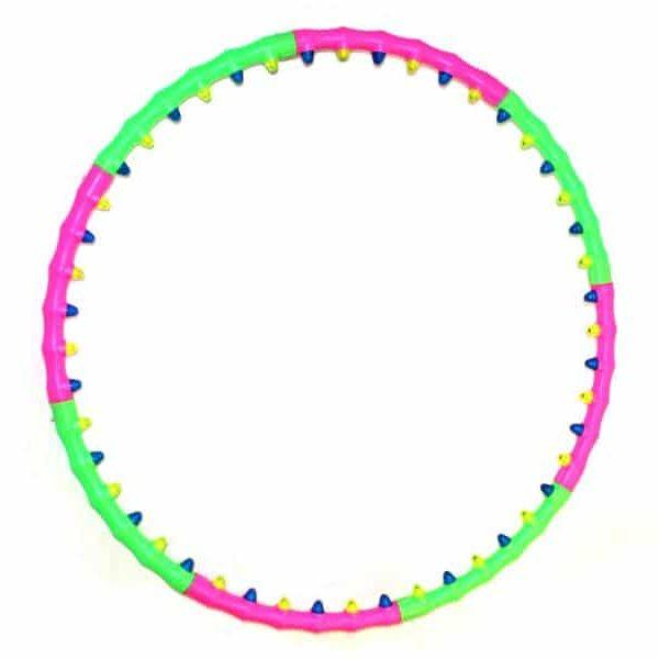 Hula Hoop Magnetic (940 Grammes - 100cm - JS-6005)95069190