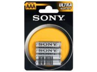 Pack de 4 piles SONY Zink-Chlorid Ultra R03 Micro AAA85061011