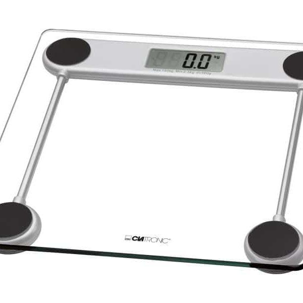 Pèse-personne en verre Clatronic PW 336884231090