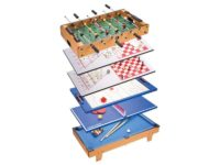 Table Jeux multiples 8 en 1 (Baby-foot