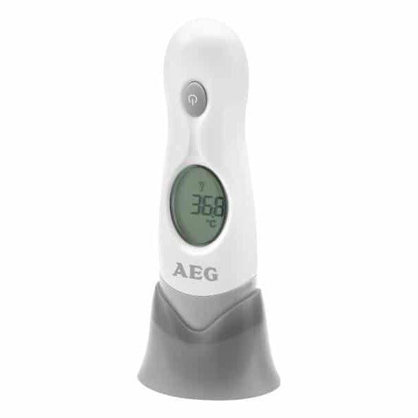 Thermomètre infrarouge AEG FT 4925 pour oreilles et front90189010