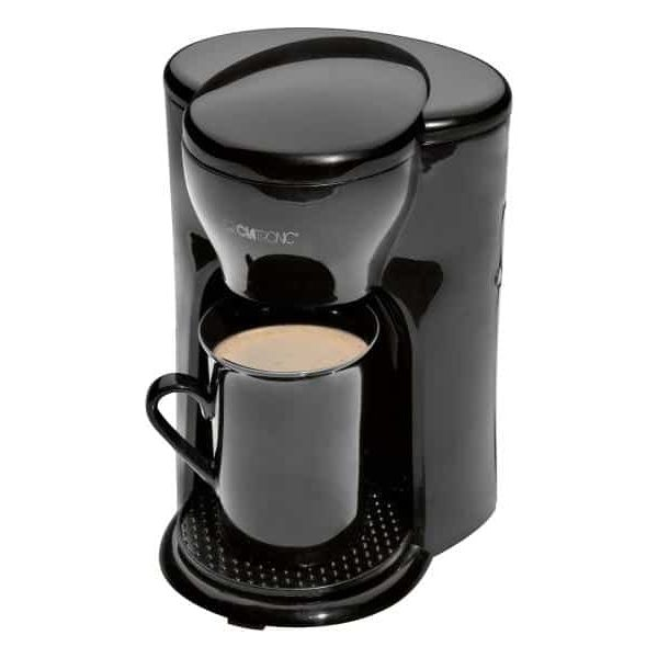 Cafetière à filtre 1 tasse Clatronic KA 335685098000