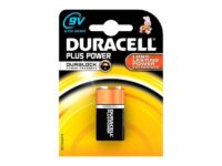 Pile Duracell Plus Power MN1604/9V Block (1 Pce) | @1pactweb.fr