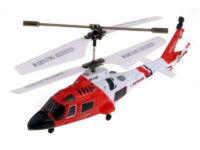 Helicoptère SYMA S111G 3 canaux infrarouge avec gyroscope (Noir-Rouge-Blanc) | @1pactweb.fr