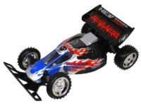 Voiture RC buggy Scorpion / Wild Raider 1:10 (bleu) | @1pactweb.fr