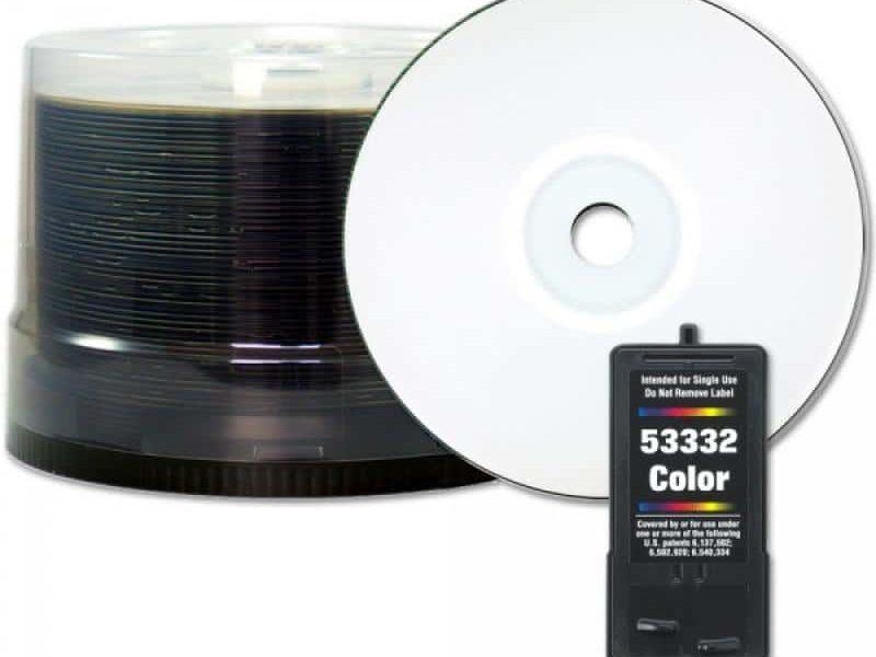 Mediakit CD-R 80 Photo Primera SE 103834