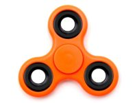 Fidget Spinner Toy - ORANGE | @1pactweb.fr