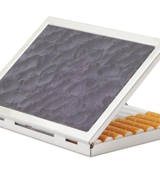 Etui pour 9 cigarettes - Métal (Anthracite - Slim #9)