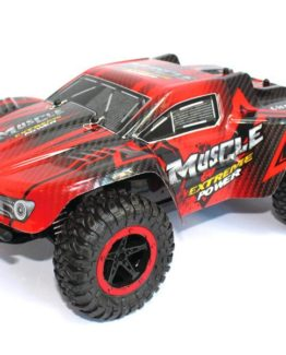 Monster Truck RC CHEETAH KING Muscle 2.4Ghz (rouge)95030075