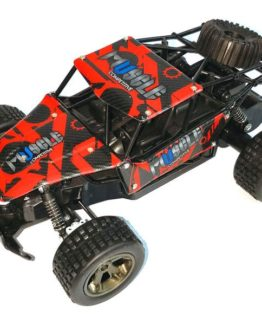 Buggy RC CHEETAH KING Muscle 1:18 2.4G (rouge-noir)95030075