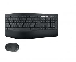 Logitech KB Wireless Performance Combo MK850 FR-Layout